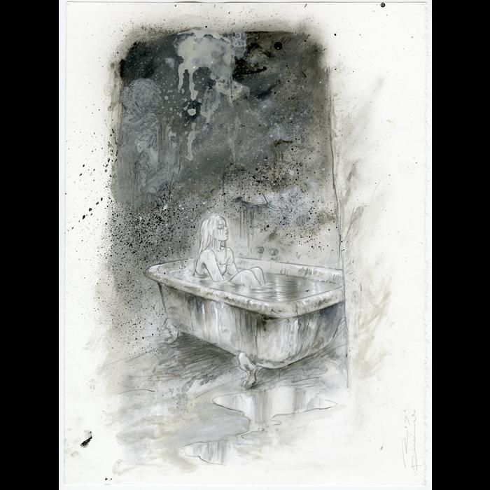 LUZ IN THE BATHTUB