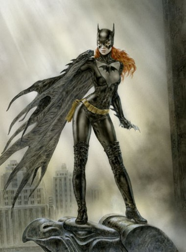 BATGIRL - THE CHIMERAS' FALL