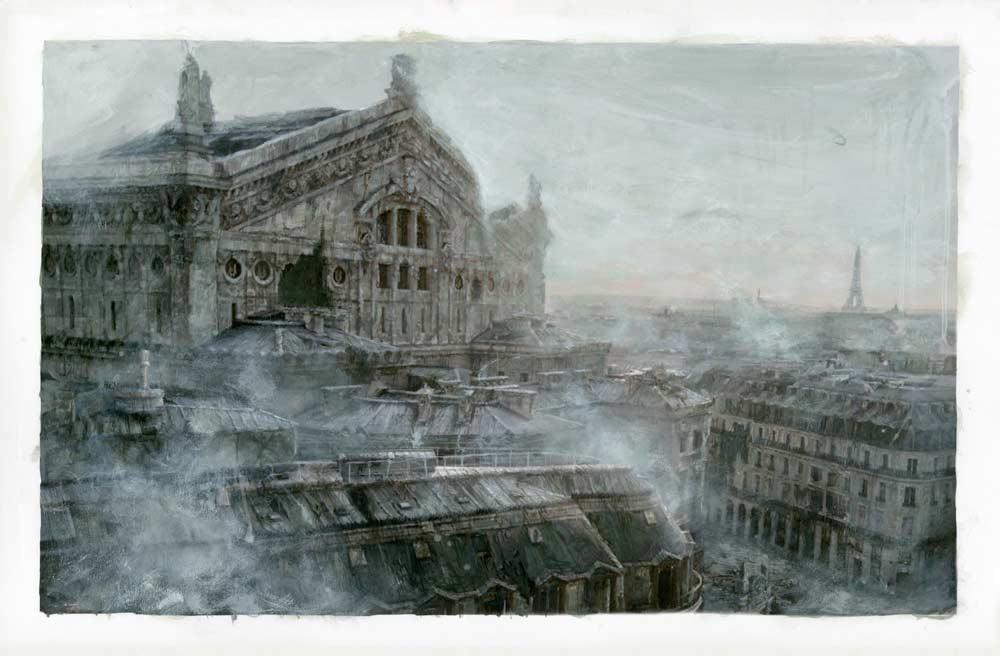 PARIS 2038
