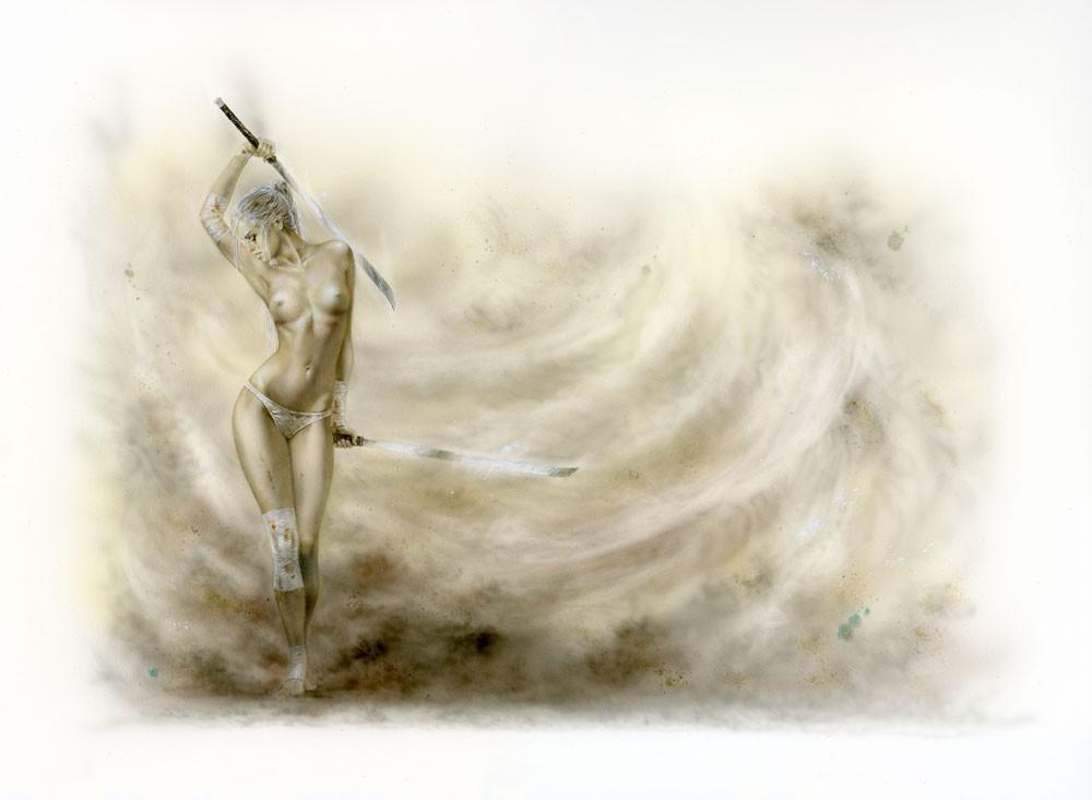 DANCE OF KATANAS