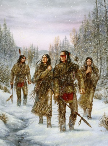 BLACKFEET SEASON