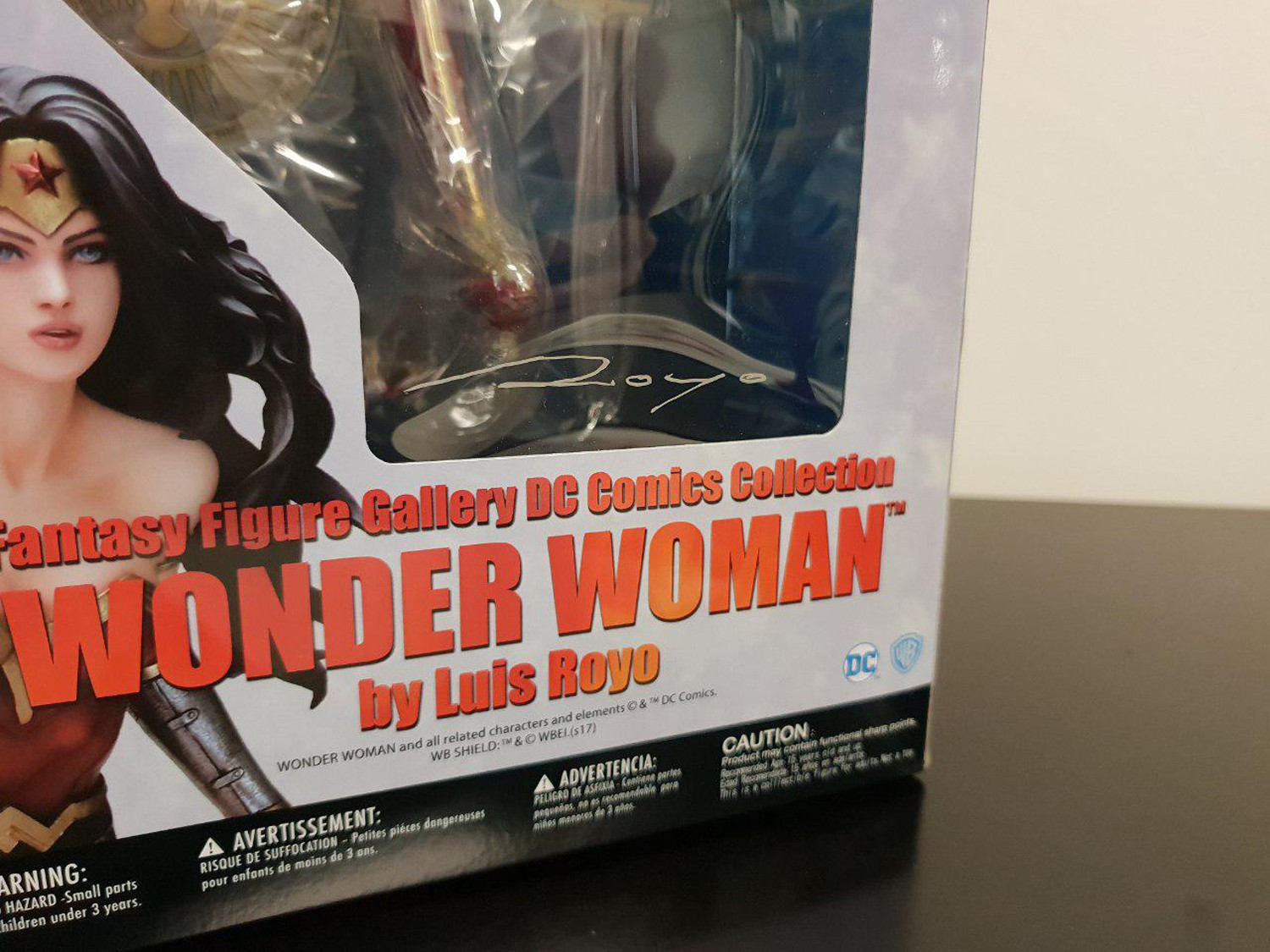 WONDER WOMAN - SPECIAL EDITION