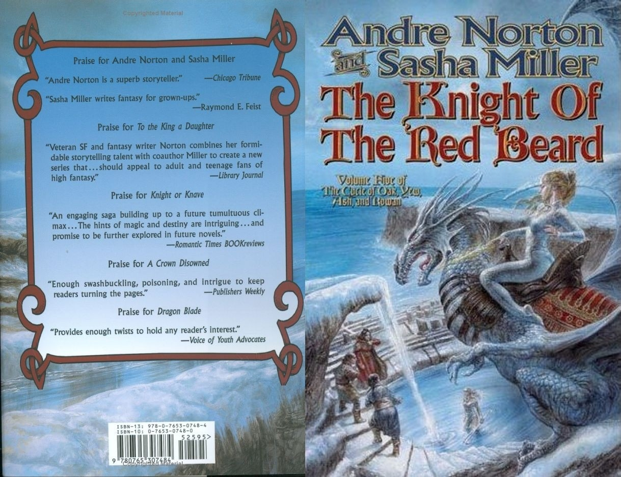 KNIGHT OF RED BEARD