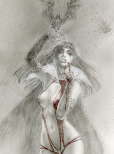 VAMPIRELLA TRIBUTE
