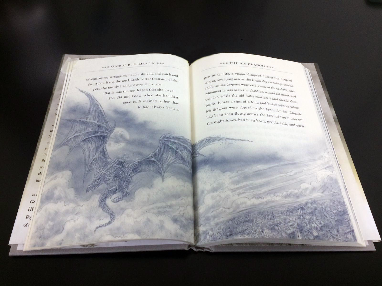 THE ICE DRAGON, CHAPTER 2 SECOND