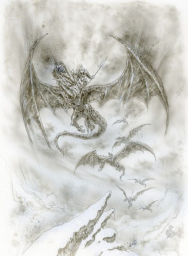 THE ICE DRAGON CHAPTER 1 THIRD