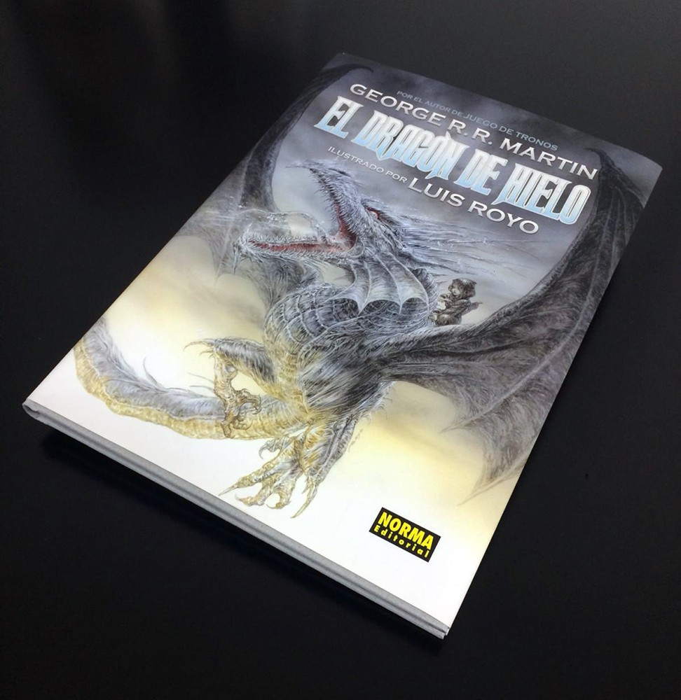 THE ICE DRAGON AMPLIATION PAGES 37 AND 58
