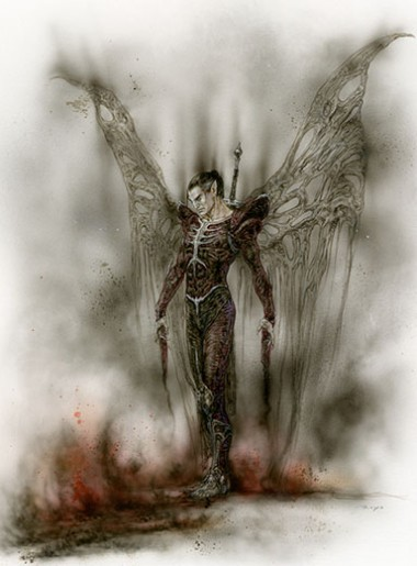 LUCIFER FATHER