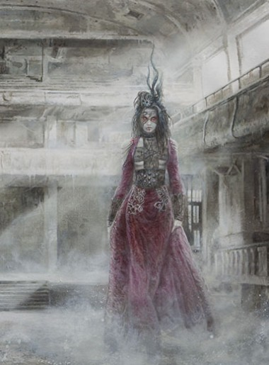 THE RED EMPRESS