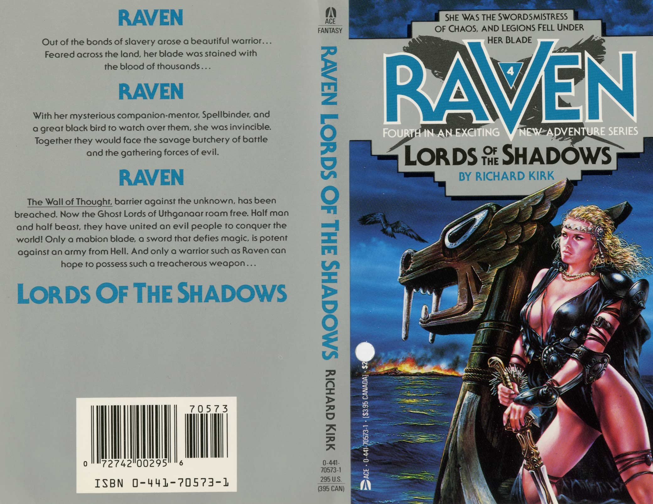 RAVEN IV COVER