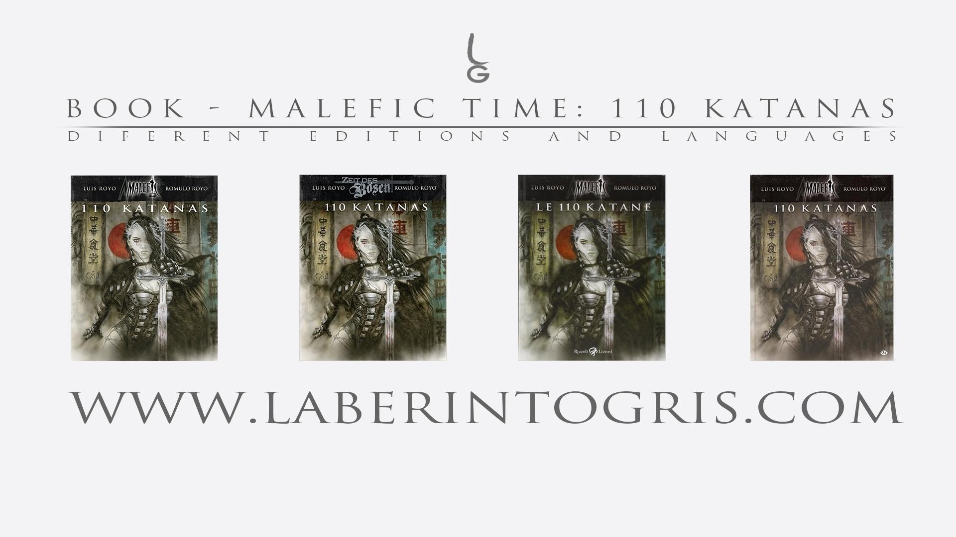 Malefic Time - 110 Katanas