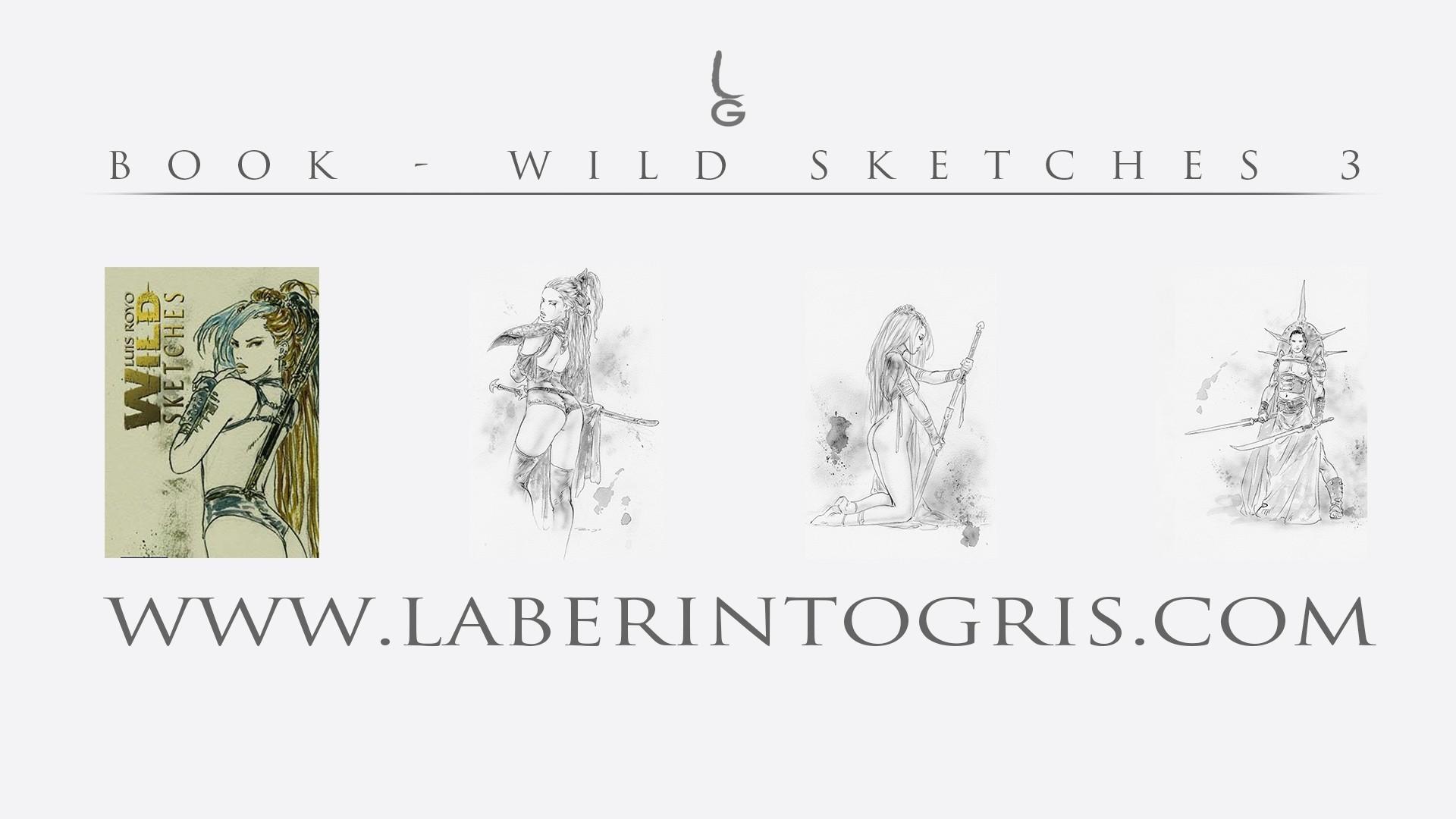 WILD SKETCHES 3