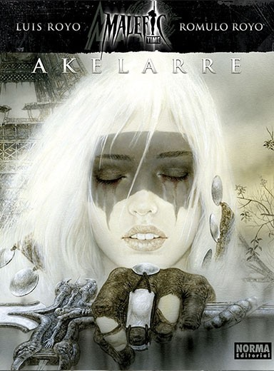 Malefic Time - Akelarre