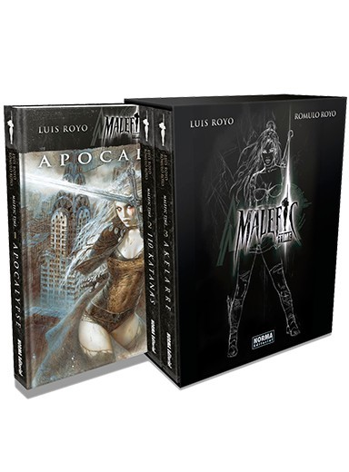 Malefic Time - Boxed Set (SPANISH VERSION)
