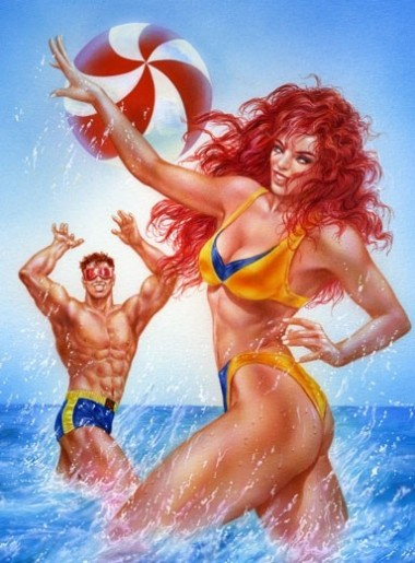 SCOTT & JEAN GREY, MARVEL
