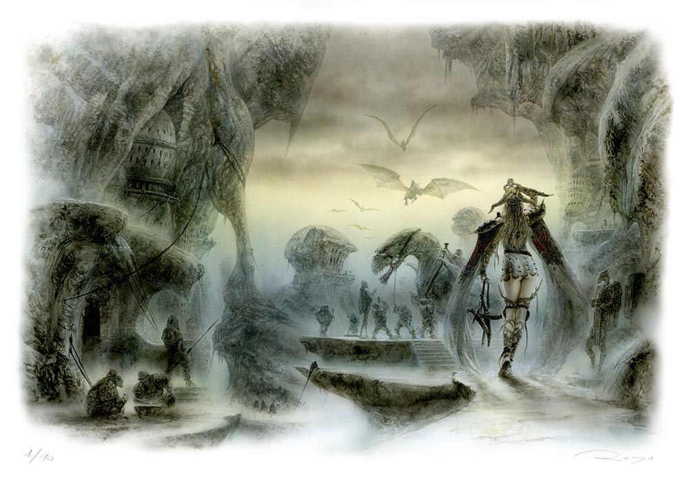 123LE_THE DOOR TO ALWAYS NEVER-Luis_Royo-Limited_edition_Laberinto_Gris_Gallery_art-front520x384pix-1000-fantasy