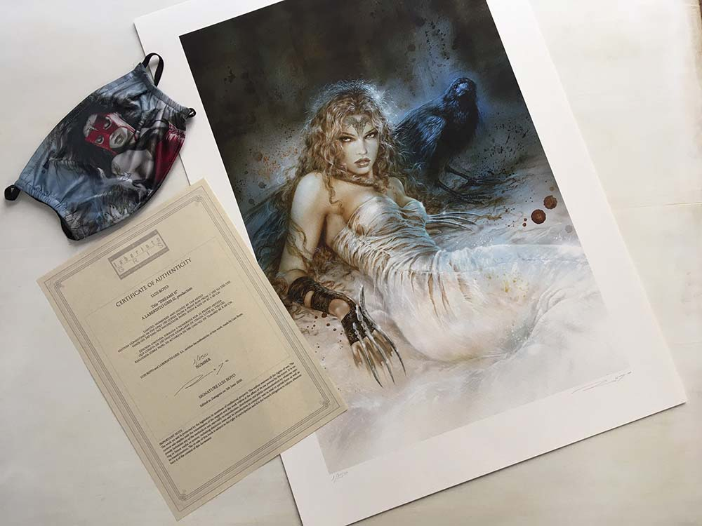 Limited_editions-Laberinto_Gris-art-discount-Covid-19-face-macks-Luis-Royo