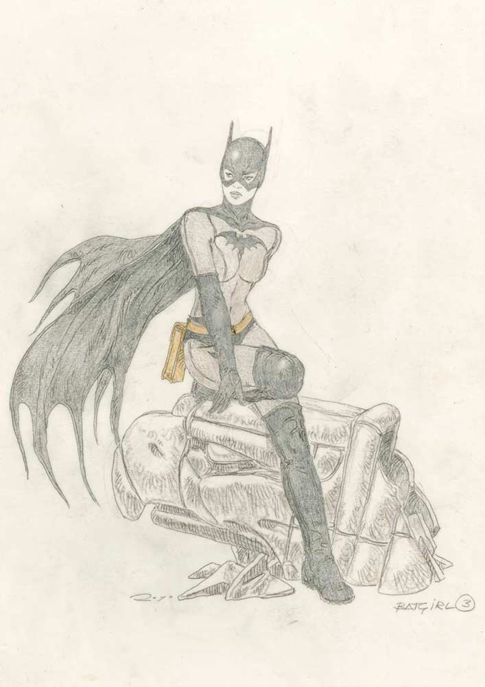 batgirl-Luis-royo-boceto-Laberinto-Gris-Gallery-Art-DC-Batman-bg-b3-illustration