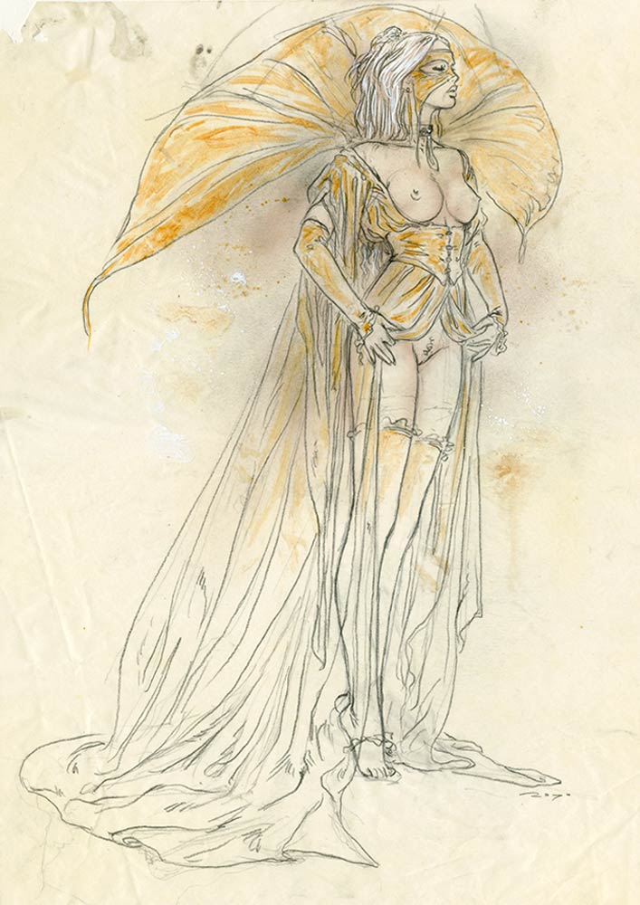 Luis-Royo-Sketch-book-erotic-fantasy-art-laberinto-gris-gallery-ref-sb-34