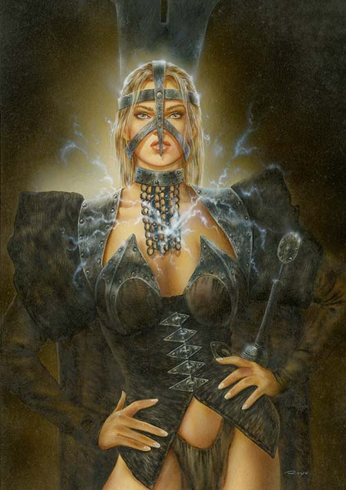 Luis_Royo-Laberinto-gris-gallery-art-illustration-sale-originals-fantasy-drawing-El-simbolo-ha-muerto