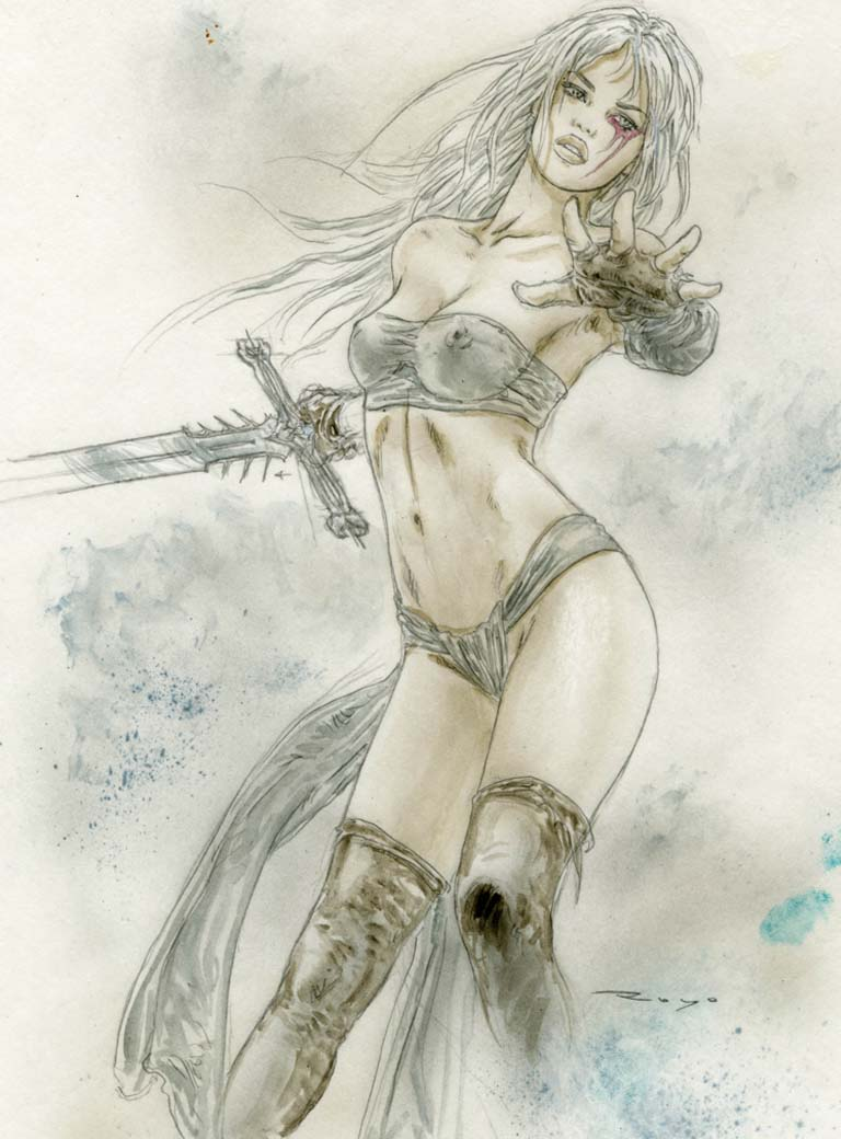 Luis_Royo_Box_of_Dreams-Year_2019_LABERINTO_GRIS