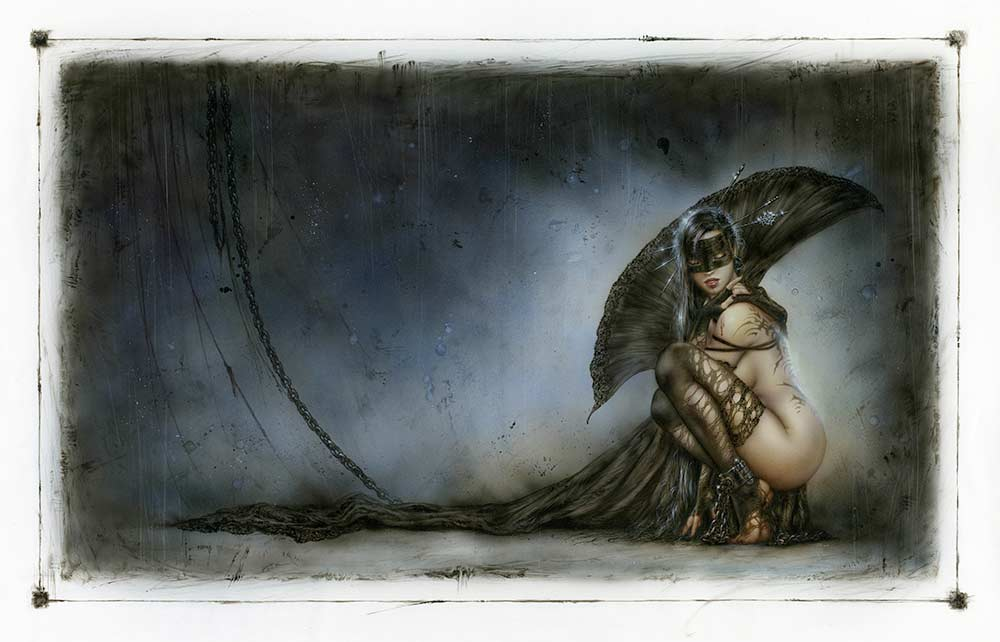 Mysterious-Pag_54_55-LuisRoyo-Laberinto-Gris-art-gallery-illustration-The_Needles_of_Joy-Book_Dark_Labyrinth-erotic-bande_dessinée-fantasy