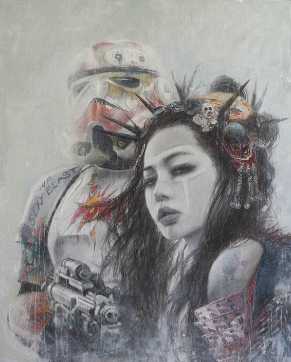 Romulo-Royo-sexy-beast-Laberinto-Gris-art-gallery-star-wars