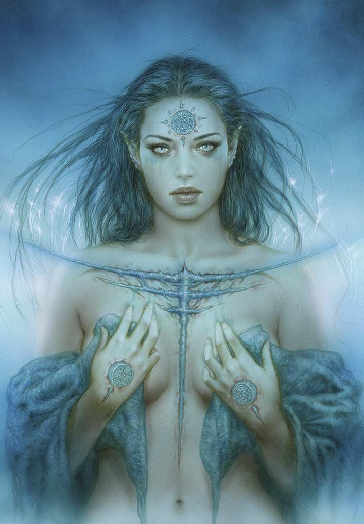 59_New_secrets-Luis_Royo-Limited_edition_Laberinto_Gris_Gallery_art-sales_Black_Friday_2020-fantasy-Illustration-graphic_work