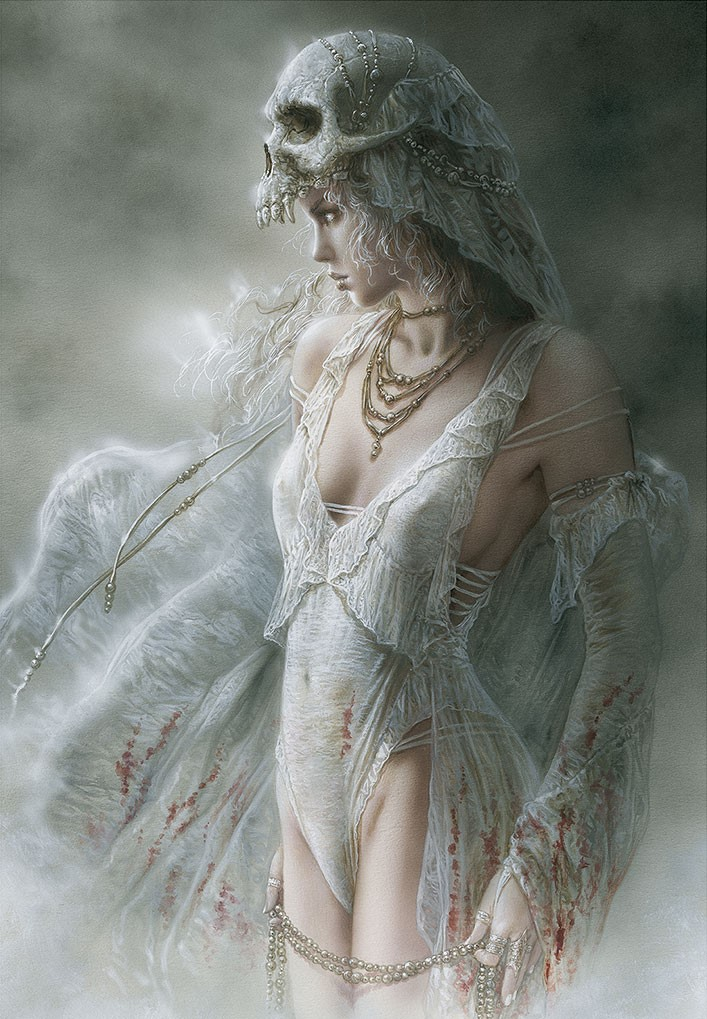 116_LE_THE_COUNTER_OF_TIME-Luis_Royo-Limited_edition_Laberinto_Gris_Gallery_art-Black_Friday_2020-fantasy-Illustration-Graphic_Work