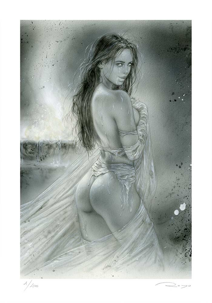 127LE_PRINCIPE_AZUL-Luis_Royo-Limited_edition_Laberinto_Gris_Gallery_art-Black_Friday_2020-fantasy