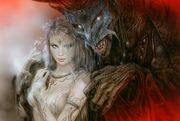 Laberinto gris art store original work and limited prints luis royo voltagebd Image collections